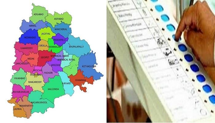 Telangana Elections 2018: రేపే తెలంగాణ ఎన్నికలు; పోలింగ్ పూర్తి వివరాలు