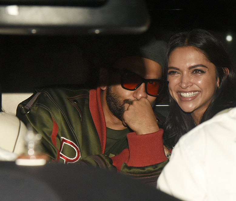 DeepVeer are all smiles!