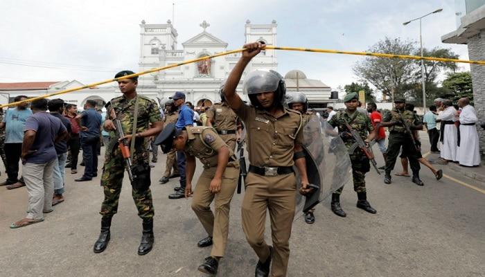 శ్రీలంకలో 321 మందిని బలితీసుకుంది మేమే : ఐఎస్ఐఎస్ ప్రకటన