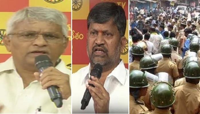 తెలంగాణ బంద్: టీటీడీపీ నేతలు అరెస్ట్