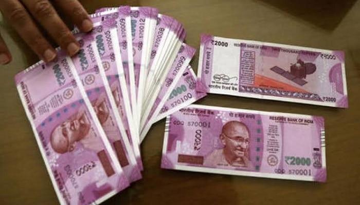 Rs 2000 notes   రూ. 2000 నోట్ల రద్దుపై స్పందించిన కేంద్రం