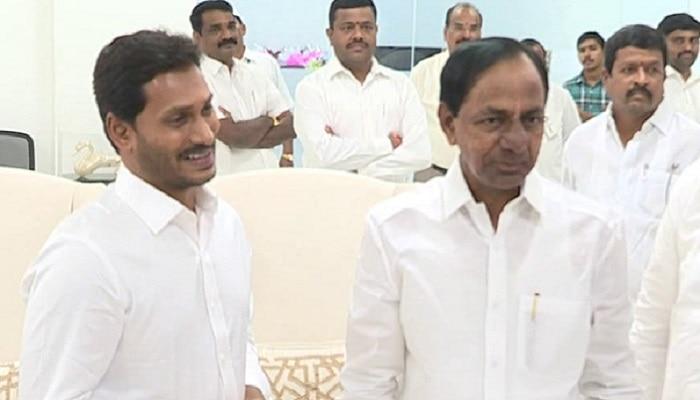 YS Jagan Meeting With KCR: కేసీఆర్, వైఎస్ జగన్ల భేటీ.. చర్చించే అంశాలివే!