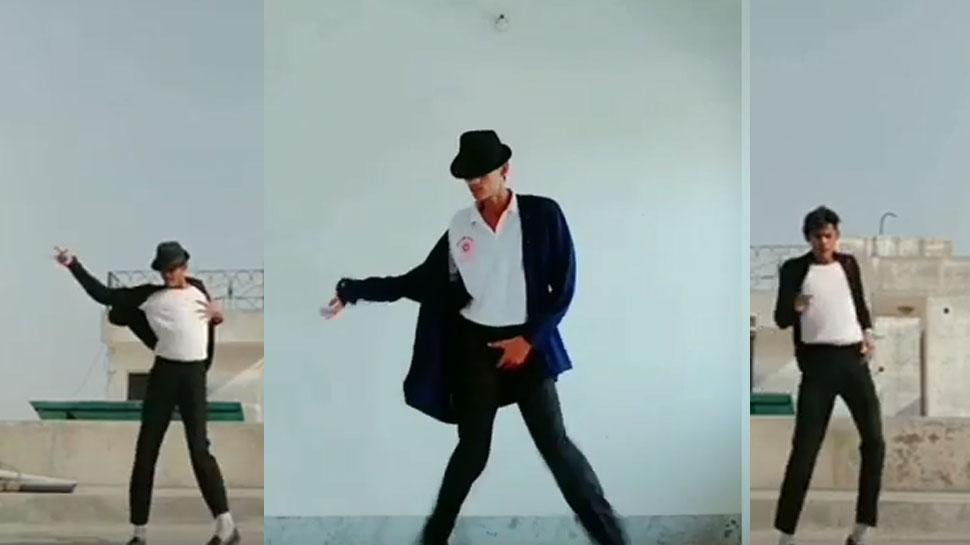 TikTok user`s airwalker dance : టిక్ టాక్ యూజర్ డ్యాన్స్ చూసి షాక్ అయిన హృతిక్