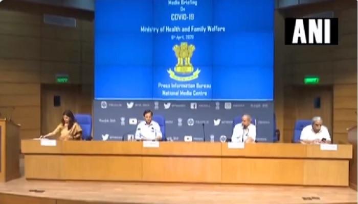 COVID-19 live updates: కరోనావైరస్ వ్యాప్తిపై తాజా పరిస్థితిని వివరిస్తున్న కేంద్రం