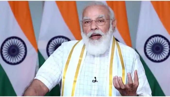 Narendra Modi: 7 రాష్ట్రాల సీఎంలతో మోదీ సమావేశం..!