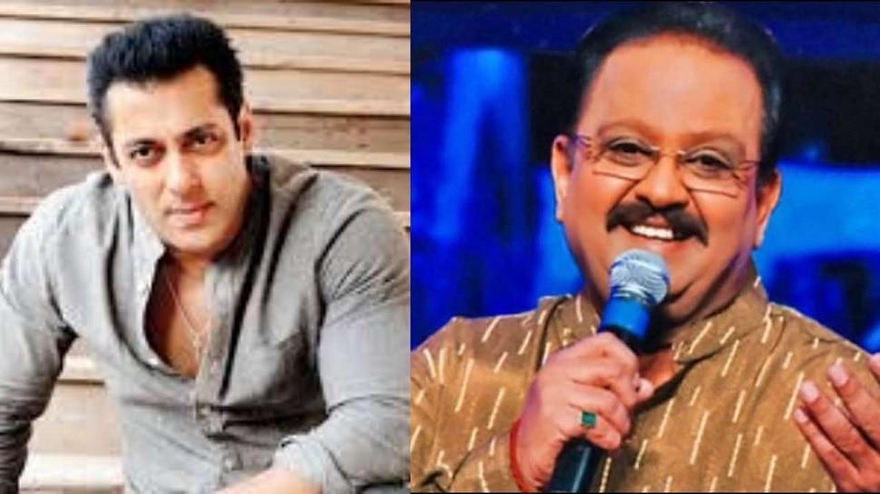 Salman Khan About SP Balu:ఎస్పీ బాలు సార్.. మీ పాటలు నాకెంతో ప్రత్యేకం: సల్మాన్ ఖాన్