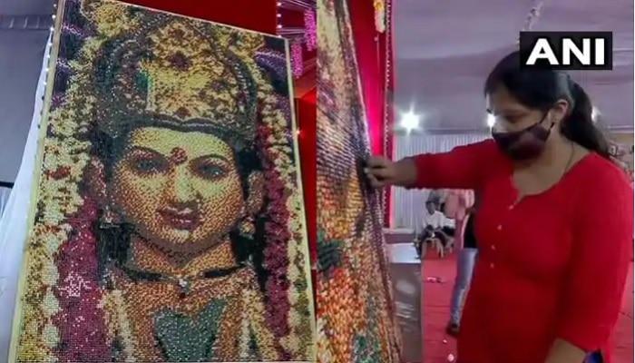 Goddess Durga idols: ఈ దుర్గా దేవి విగ్రహం ప్రత్యేకత ఏంటో తెలుసా ?