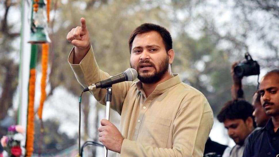 Bihar Assembly Elections: లాలూ విడుదలైన మరుసటి రోజే సీఎం నితీశ్కు వీడ్కోలు: తేజస్వీ