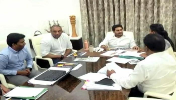 AP: కడప  స్టీల్ప్లాంట్పై ముఖ్యమంత్రి జగన్ సమీక్ష