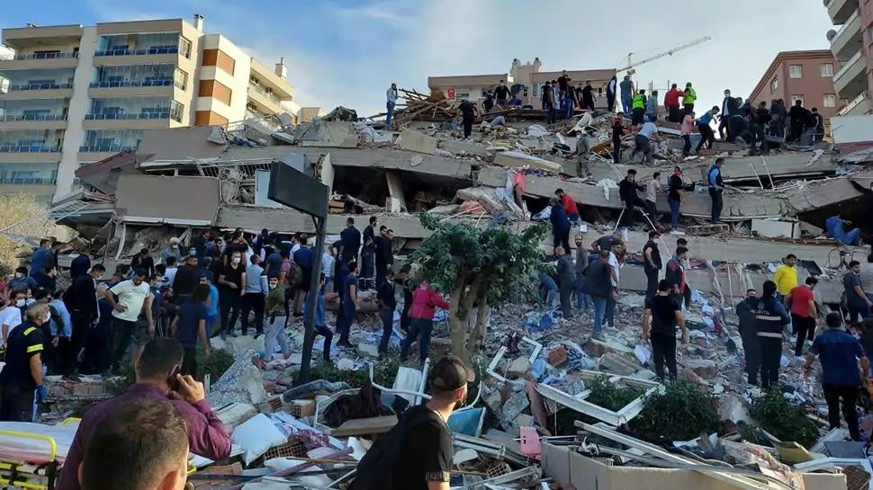 Turkey Earthquake: 17కి చేరిన మృతుల సంఖ్య.. వందలాది మందికి గాయాలు