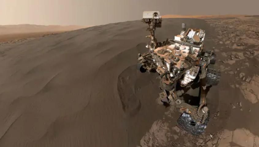 Mystery Of Mars: 4 బిలియన్ల సంవత్సరాల ముందు మార్స్ పై భారీ వరదలు..
