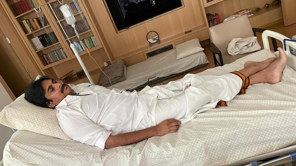 Pawan Kalyan: టాలీవుడ్ పవర్స్టార్ పవన్ కళ్యాణ్కు కరోనా పాజిటివ్, ఆందోళనలో ఫ్యాన్స్