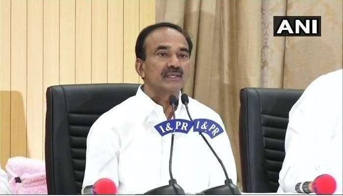 Minister Etela Dispute: మంత్రి ఈటెల రాజేందర్కు షాక్, వైద్య ఆరోగ్య శాఖ తొలగింపు