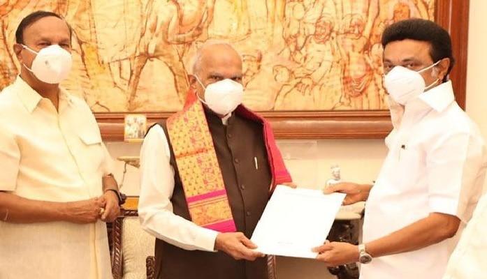 Tamilnadu: తమిళనాడు ముఖ్యమంత్రిగా స్టాలిన్ ప్రమాణ స్వీకారం రేపే, 34 మందితో మంత్రివర్గం