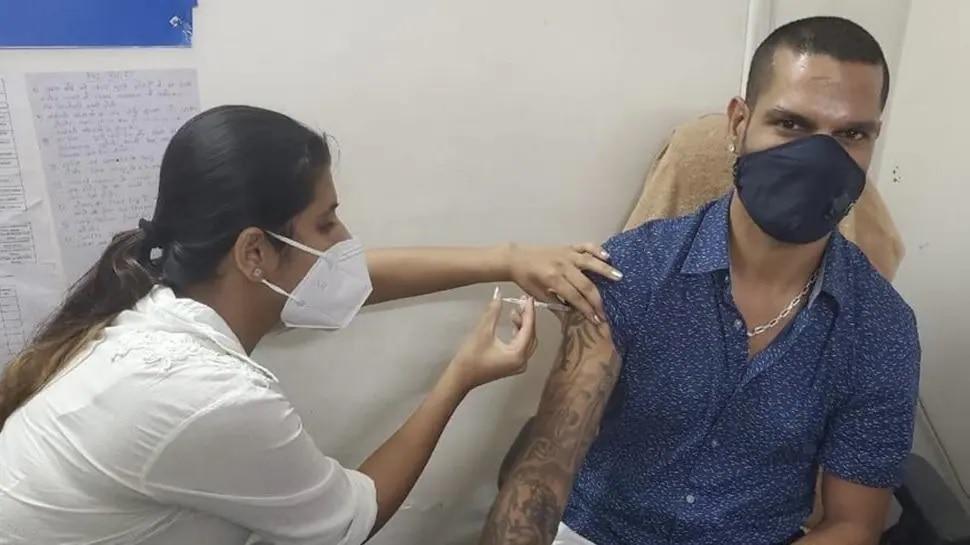 COVID-19 Vaccine తొలి డోసు తీసుకున్న Team India ఓపెనర్ శిఖర్ ధావన్