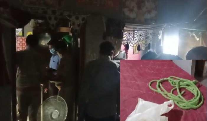 విద్యార్ధి ప్రాణాలు తీసిన భగత్ సింగ్ ఉరిశిక్ష రిహార్సల్ సన్నివేశం