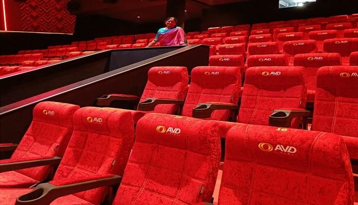 Vijay Deverakonda Theatre: ప్రారంభమైన విజయ్ దేవరకొండ థియేటర్.. తల్లి కోసం స్పెషల్ షో!