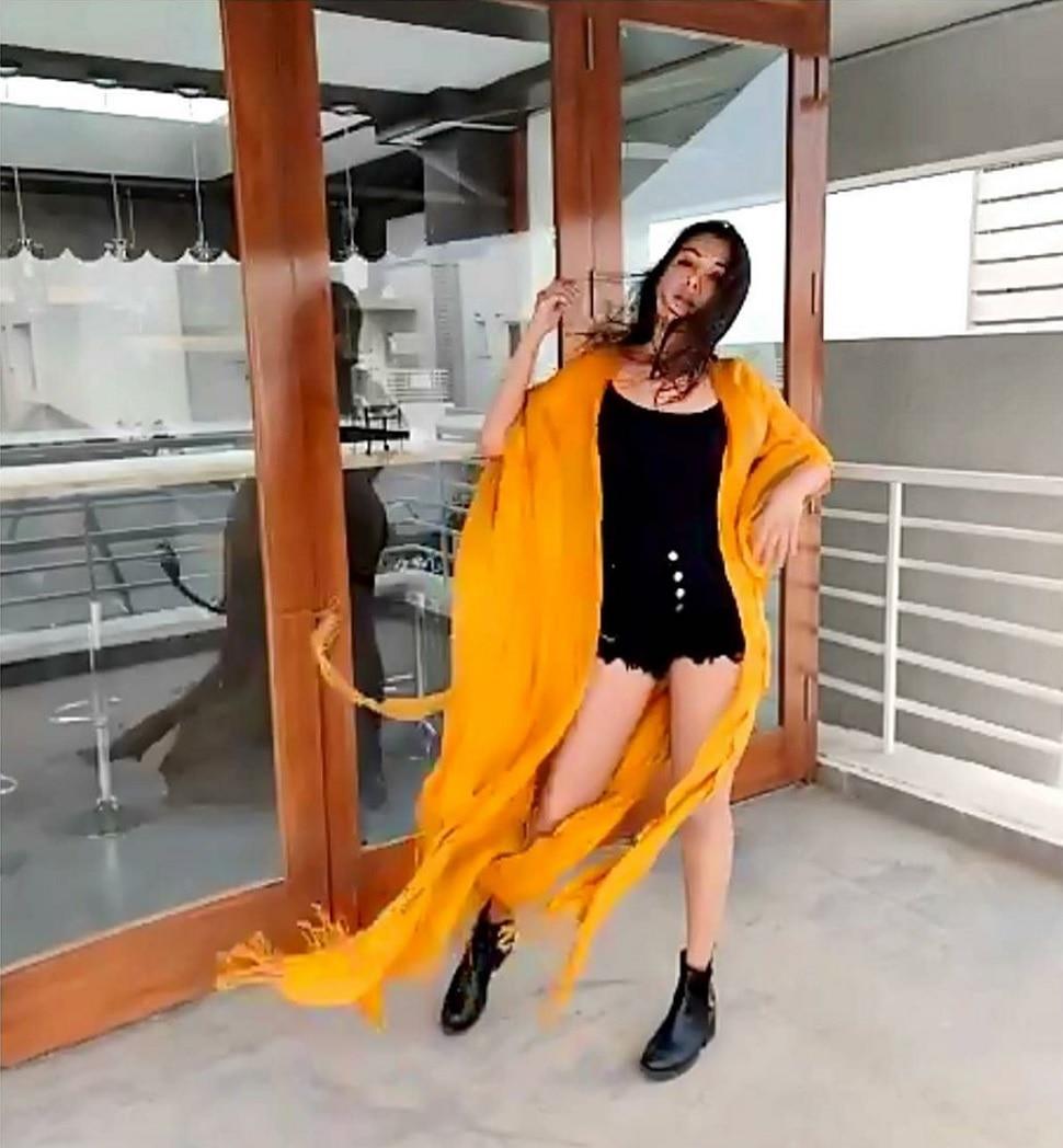 Actress Catherine Tresa Bold Photos