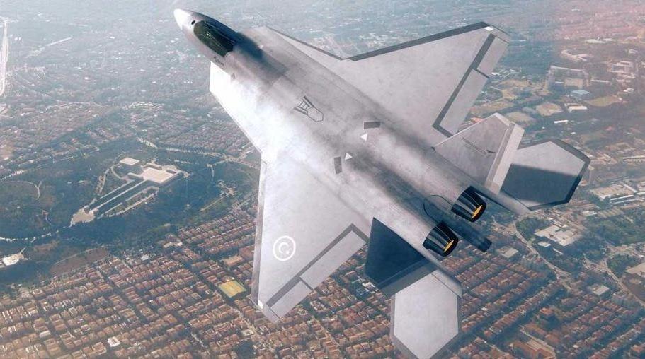 Fighter-Jet-Blew