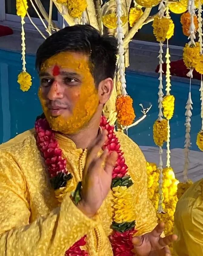 Nikhil Siddharth Wedding Pics