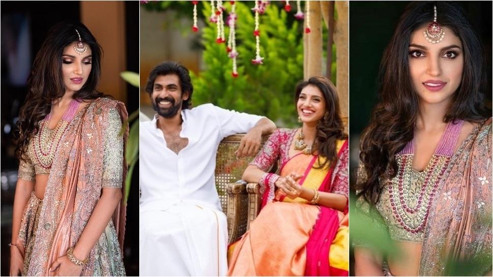 Rana Daggubati and Miheeka Bajaj Pre Wedding Photoshoot