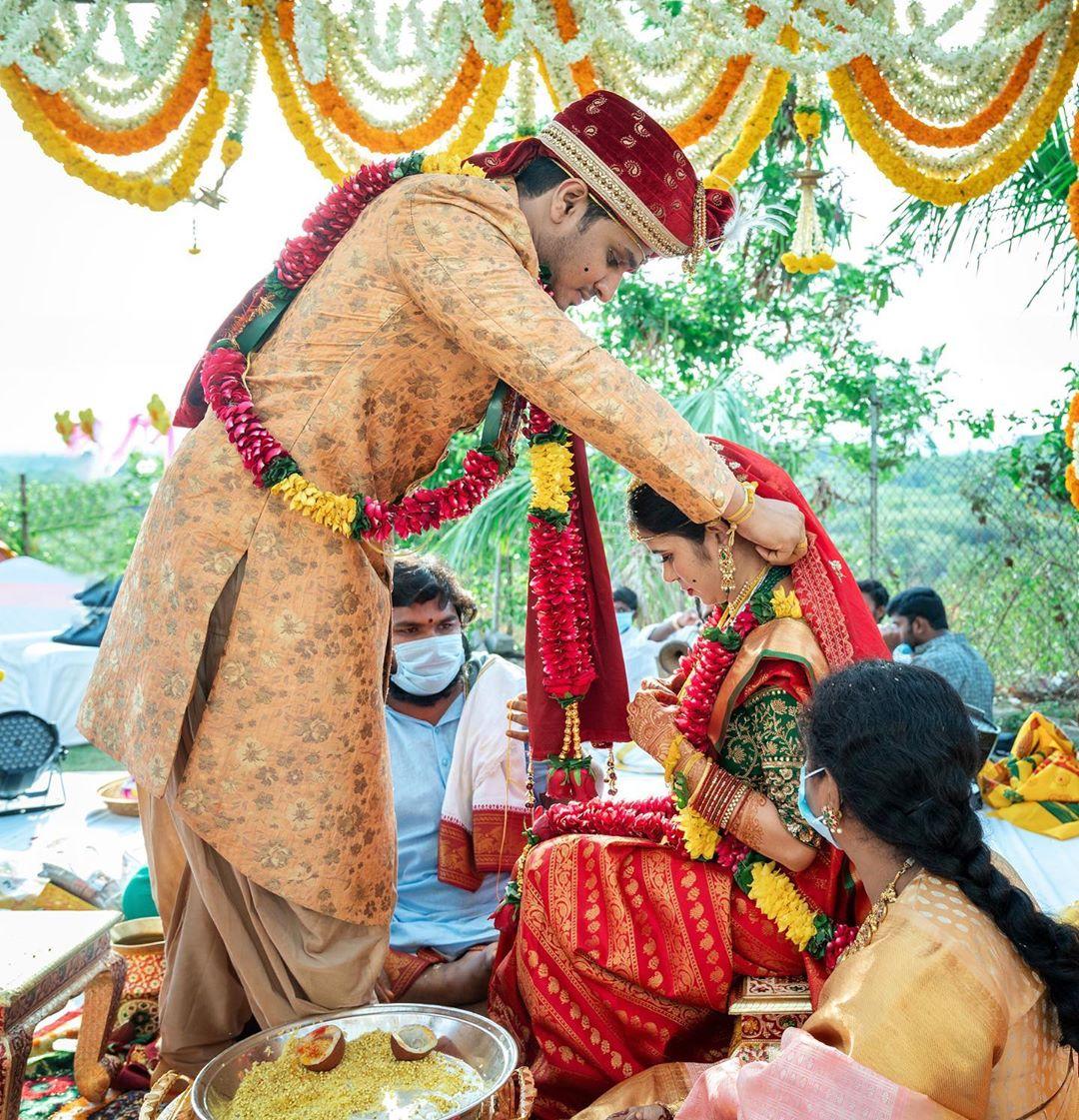 Nikhil Siddharth Wedding photos