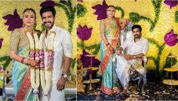 Jwala Gutta Wedding Photos: ఘనంగా గుత్తా జ్వాల, హీరో విష్ణు విశాల్ వివాహం