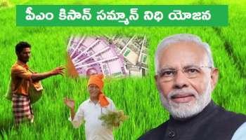 PM Kisan Samman Nidhi Status: రైతుల ఖాతాల్లోకి రూ.2000 జమ, PM Kisan స్టేటస్ ఇలా చెక్ చేసుకోండి