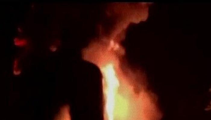 ప్రియుడితో కలిసి కాబోయే భర్తపై పెట్రోల్తో దాడి చేయించిన వధువు