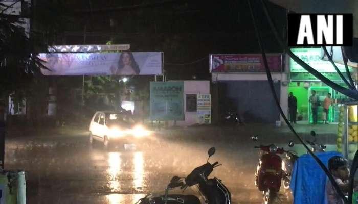 హైదరాబాద్లో వర్షం.. చల్లబడిన భాగ్యనగరం