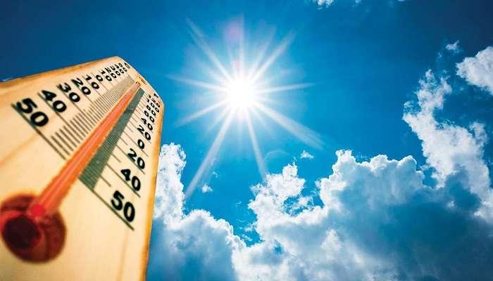 తెలంగాణలో పెరుగుతున్న ఉష్ణోగ్రతలు