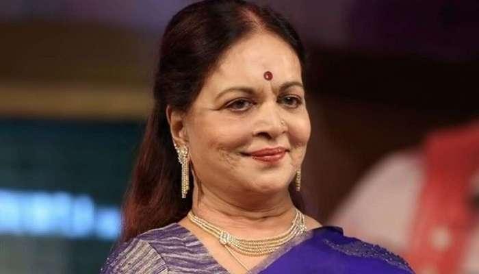 ప్రముఖ సినీ నటి, దర్శకురాలు విజయ నిర్మల ఇక లేరు