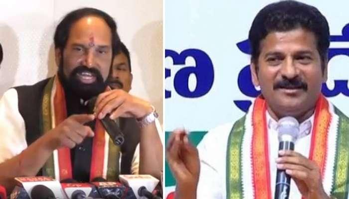 రేవంత్ రెడ్డి vs ఉత్తమ్ కుమార్ రెడ్డి: ఉత్తమ్కే ఓటేసిన సోనియా గాంధీ ?