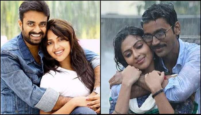 Amala Paul`s divorce : అమలాపాల్ విడాకులకు ధనుష్ కారణమా ?