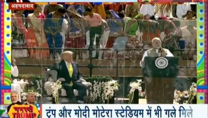 PM Narendra Modi speech before inviting US President Donald Trump to address Namaste Trump event