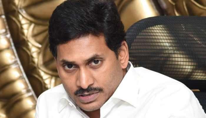 Andhrapradesh: ఎన్నికల కమిషన్ పై వైఎస్ జగన్ ఫైర్
