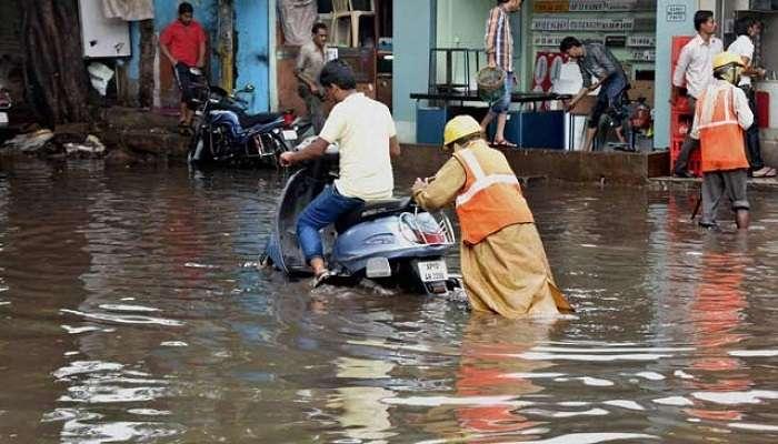 Telangana: హైదరాబాద్ లో భారీ వర్షం..