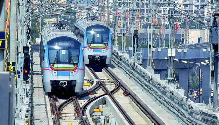 Hyderabad Metro: పట్టాలెక్కనున్న హైదరాబాద్ మెట్రో..