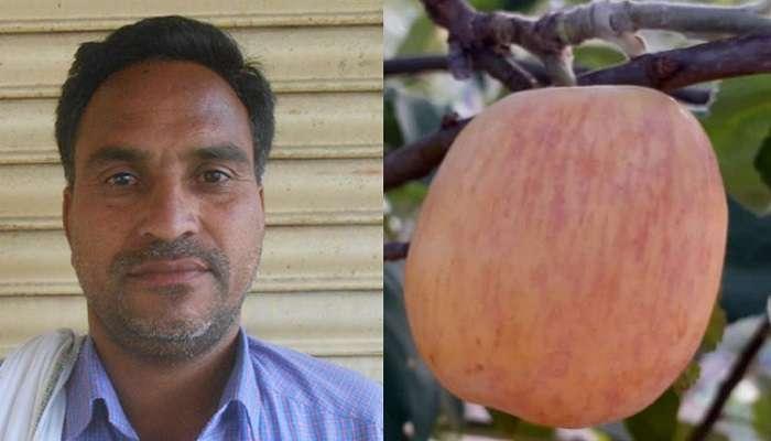 Telangana: సీఎం కేసీఆర్ ను కలిసిన ఆపిల్ రైతు..