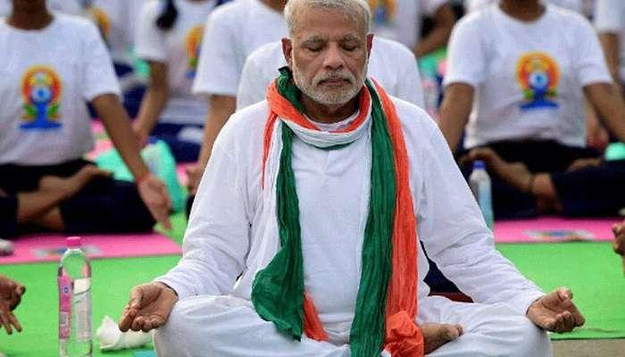 International Yoga day 2020: కరోనా కష్టాలకు ప్రాణాయామంతో చెక్: ప్రధాని మోదీ