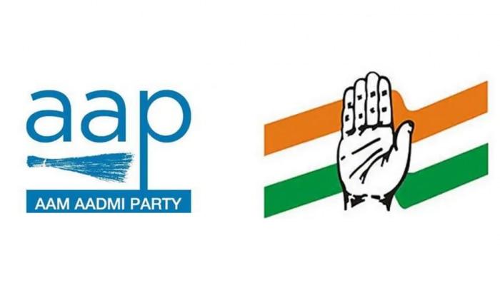 AAP: వెంటిలేటర్ పై కాంగ్రెస్, ఆప్ ఒక్కటే ప్రత్యామ్నాయం