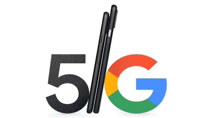 తొలి 5జీ స్మార్ట్ఫోన్ లాంచ్ చేసిన Google