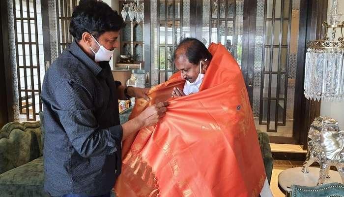Somu Veerraju: చిరంజీవితో సోము వీర్రాజు భేటీ