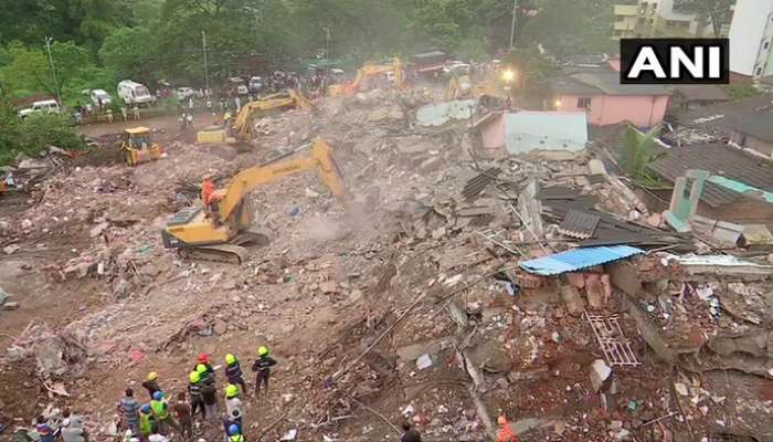 Building Collapsed : ఇద్దరు మృతి.. చాలామంది శిథిలాల కిందనే..!