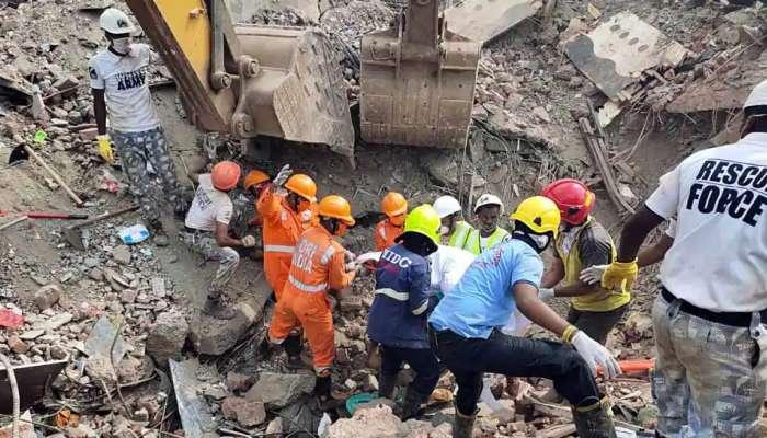 Building Collapsed: 15కు చేరిన మృతులు.. కొనసాగుతున్న రెస్క్యూ