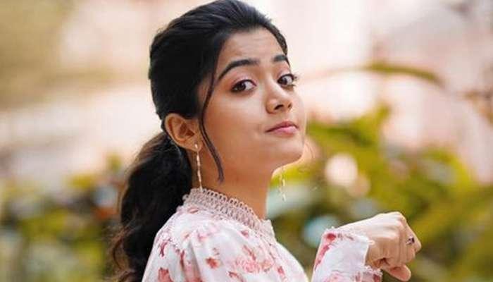 Rashmika Mandanna: హీరోయిన్రష్మికా మందన ప్రేమలో పడిందా..!
