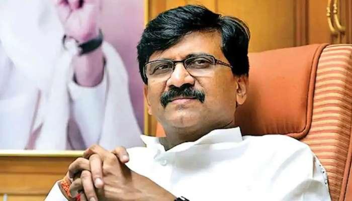 MP Sanjay Raut: భాబిజీ పాపడ్ తిని కరోనా నుంచి కోలుకున్నారా..?