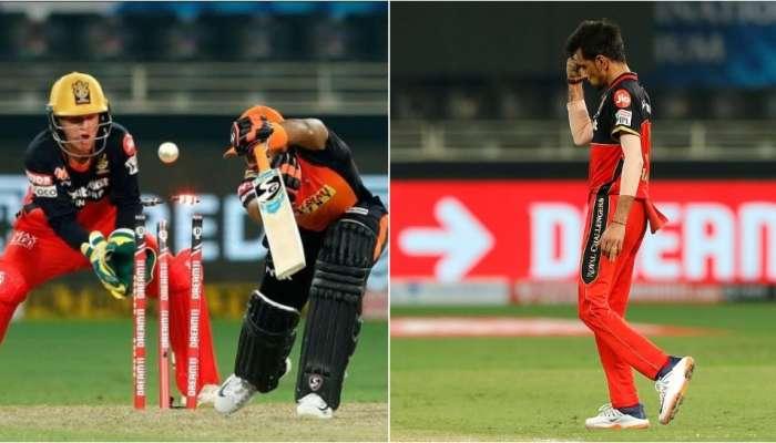 Vijay Shankar Duck Out in IPL: విజయ్ శంకర్ను అలా బోల్తా కొట్టించా: యుజువేంద్ర చహల్