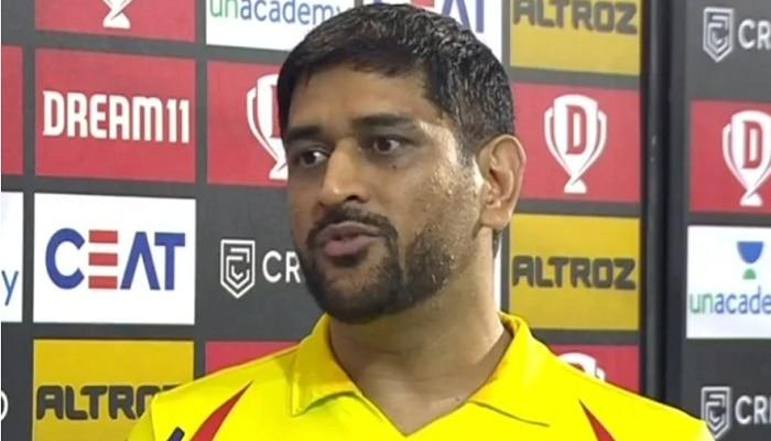 MS Dhoni batting order: బ్యాటింగ్ ఆర్డర్పై విమర్శలకు ధోనీ రిప్లై