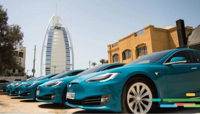 Dubai: దుబయి లో ఇక ఎలక్ట్రిక్ కార్లకు ఫ్రీ పార్కింగ్